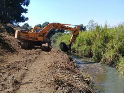 CAPASU inició programa de limpieza y desazolve de canales  •Se tiene programada la limpieza de 20 mil metros en distintos puntos de la zona oriente y sur de la ciudad.