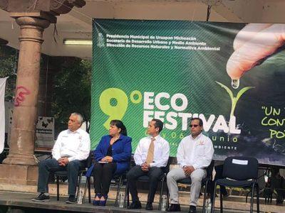 CAPASU participa en noveno Eco Festival