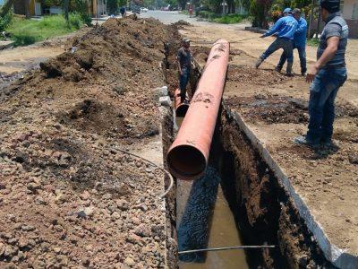 CAPASU  atiende 65 hundimientos en la ciudad •Se brinda especial atención por temporada de lluvias