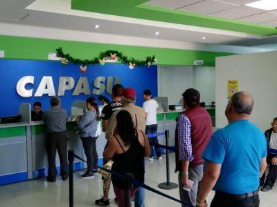Capasu continua con descuentos en recargos y gastos de ejecución ° Invita a realizar su pago a tiempo y evitar la restricción del servicio